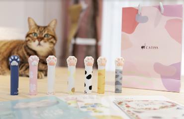 Cat Kiss 療癒義賣【CATISS × 目目非營利】